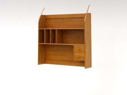 Kancelářský stůl POP KN2S/11/11 (Olše medová)