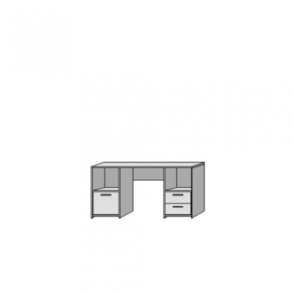 Kancelářský stůl Quadro QDRB22