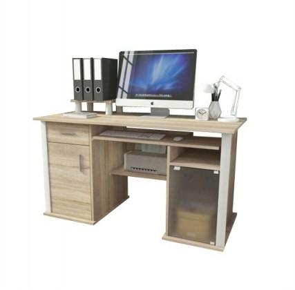 Kancelářský stůl Spectrum - Kancelářský stůl (dub sonoma)