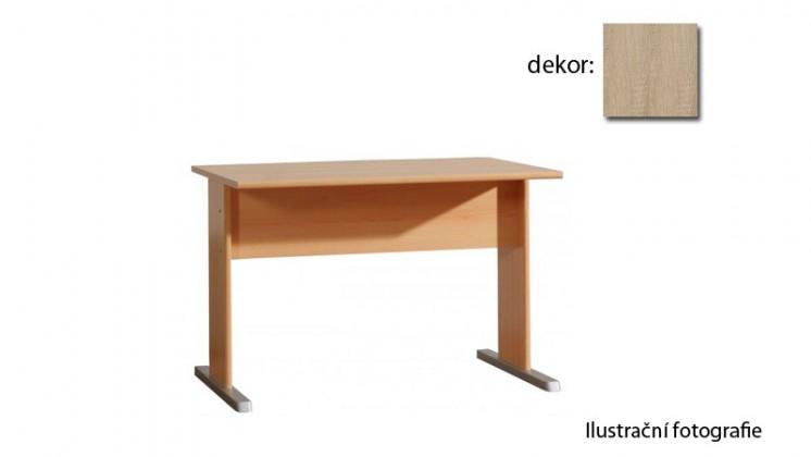 Kancelářský stůl Tempra KT23 (dub sonoma)