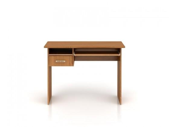 Kancelářský stůl Tip Top TBIU 1S/100 (Olše medová)