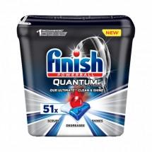 Kapsle Finish Quantum Ultimate, 51 ks