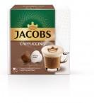 Kapsle Jacobs Cappuccino 7+7 ks