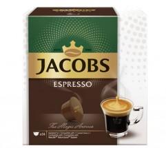Kapsle Jacobs Espresso 14 ks