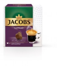 Kapsle Jacobs Lungo 14 ks