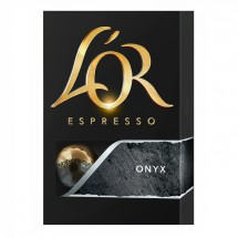 Kapsle L'OR Espresso Onyx, 10ks