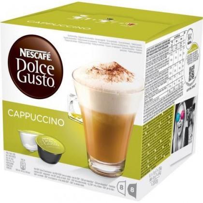 Kapsle, náplně Kapsle Nescafé Dolce Gusto Cappuccino 16ks