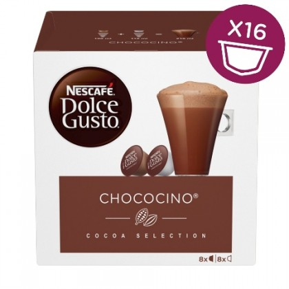 Kapsle, náplně Kapsle Nescafé Dolce Gusto Chococino, 16ks