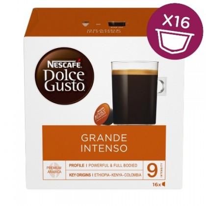 Kapsle, náplně Kapsle Nescafé Dolce Gusto Grande Intenso, 16ks