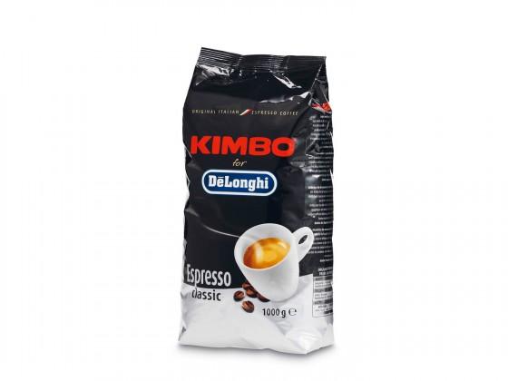 Kapsle, náplně Káva DeLonghi Kimbo Prestige, 1kg