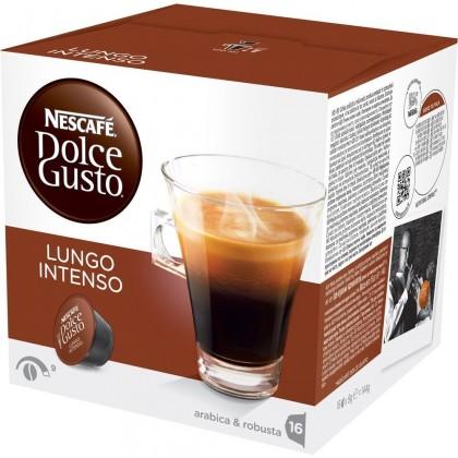 Kapsle, náplně Nescafé Dolce Gusto Caffé Lungo Intenso 16ks