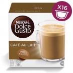Kapsle Nescafé Dolce Gusto Café Au Lait 16ks