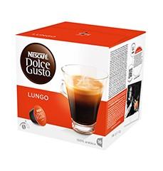 Kapsle Nescafé Dolce Gusto Caffé Lungo Mild 16ks