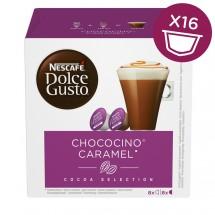 Kapsle Nescafé Dolce Gusto Choco Caramel, 16ks