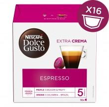 Kapsle Nescafé Dolce Gusto Espresso, 16ks