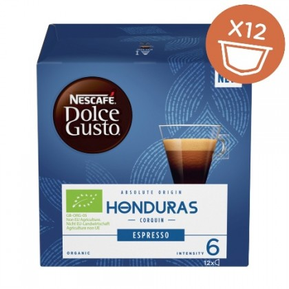 Kapsle Nescafé Dolce Gusto Honduras, 12ks