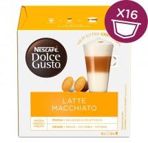 Kapsle Nescafé Dolce Gusto Latte Macchiatto, 16ks