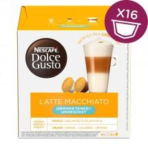 Kapsle Nescafé Dolce Gusto Latte Macchiatto bez cukru, 16ks