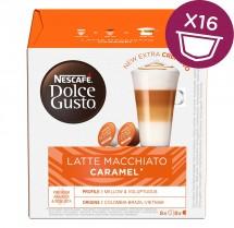 Kapsle Nescafé Dolce Gusto Latte Macchiatto Caramel, 16ks