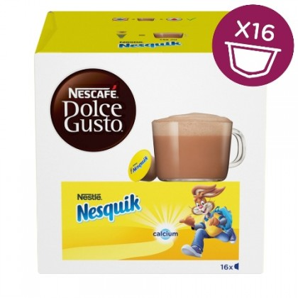 Kapsle Nescafé Dolce Gusto Nesquik, 16ks