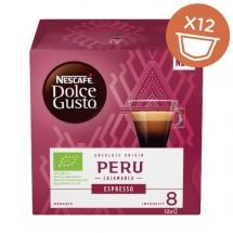Kapsle Nescafé Dolce Gusto Peru, 12ks