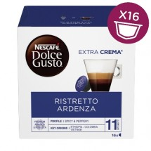 Kapsle Nescafé Dolce Gusto Ristretto Ardenza, 16ks