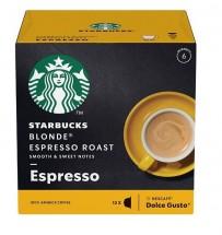Kapsle Nescafé Starbucks Blonde Espresso, 12ks