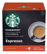 Kapsle Nescafé Starbucks Medium Espresso, 12ks