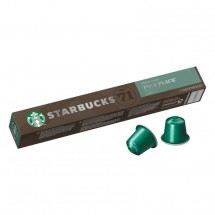 Kapsle Nespresso Starbucks Pike place roast, 10ks