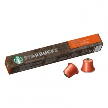 Kapsle Nespresso Starbucks Single-origin Colombia, 10ks
