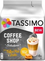 Kapsle Tassimo Toffee Nut Latte, 16ks