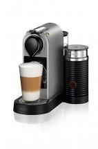 Kapslový kávovar KRUPS Citiz &Milk XN761B10 stříbrný