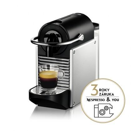 Kapslový kávovar Nespresso De'Longhi EN124.S