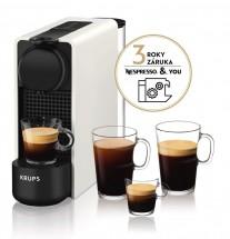 Kapslový kávovar Nespresso Essenza Plus Krups XN510110 bílý