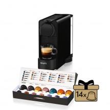 Kapslový kávovar Nespresso Essenza Plus Krups XN510810 černý