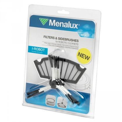 Kartáče Sada náhradních kartáčů a filtrů Menalux MRK01