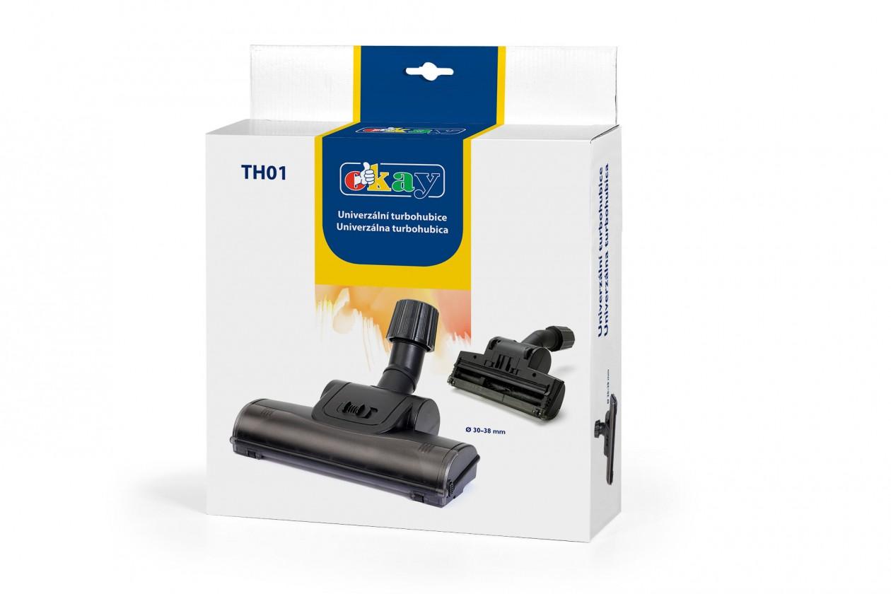 Kartáče Turbokartáč na koberce K&M TH01