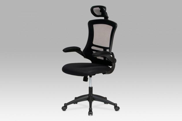 Kasper Black - Kancelářská židle (černá)