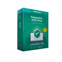 Kaspersky Anti-Virus 1x 1 year Renewal BOX