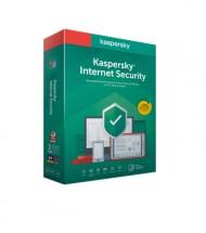Kaspersky Anti-Virus 3x 1 year Renewal BOX