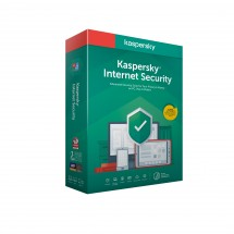Kaspersky Internet Security 1x 1 year Base BOX