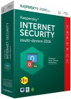 Kaspersky Internet Security 2016 CZ/1 rok (KL1941OBDFS-6MCZ)