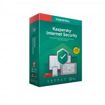 Kaspersky Internet Security 3x 1 year Renewal