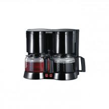 Kávovar a čajovar Severin KA5802, černá