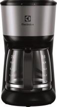 Kávovar Electrolux EKF3700, nerez/černá