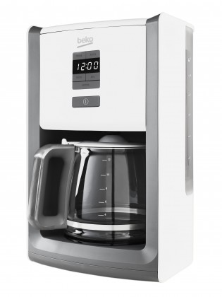 Kávovar Kávovar Beko CFD6151W, bílá