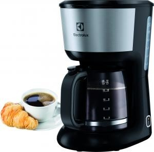 Kávovar Kávovar Electrolux EKF3700, nerez/černá
