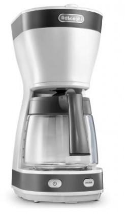Kávovar Kávovar na překapávanou kávu DeLonghi ICM16210.WS