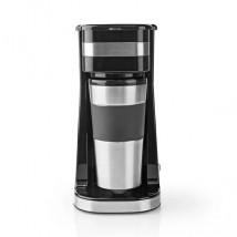 Kávovar Nedis KACM300FB, černá