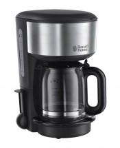 Kávovar Russell Hobbs 20130-56, nerez/černá